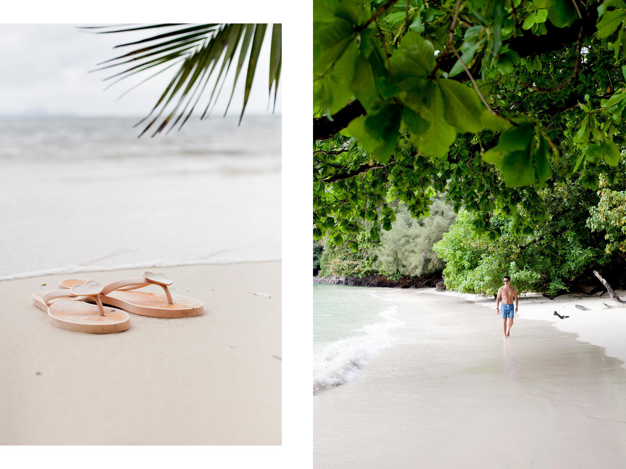Honeymoon in Seychelles