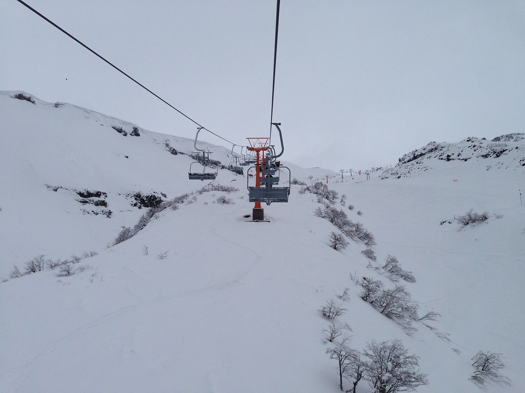 On the Wenche quad chair