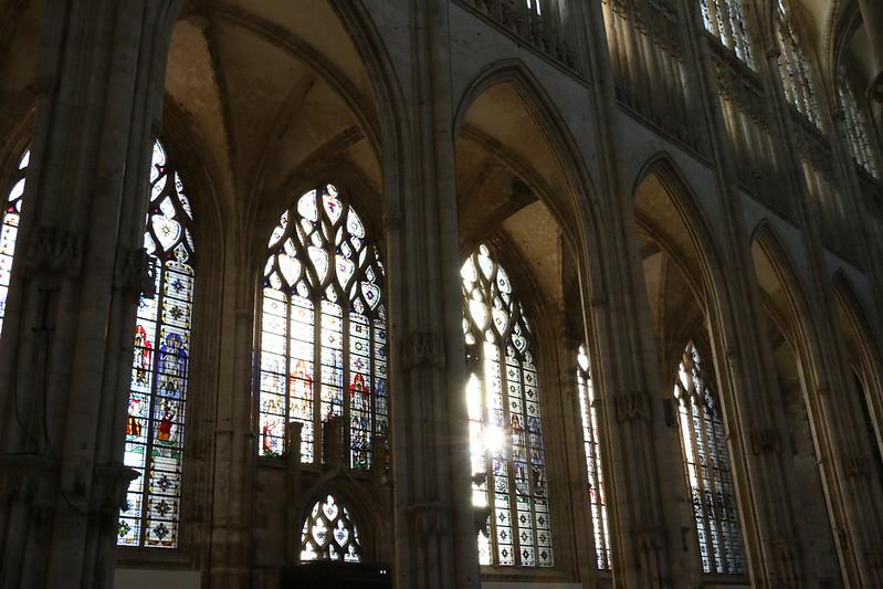 Eglise de l'Abbaye de Saint Ouen
