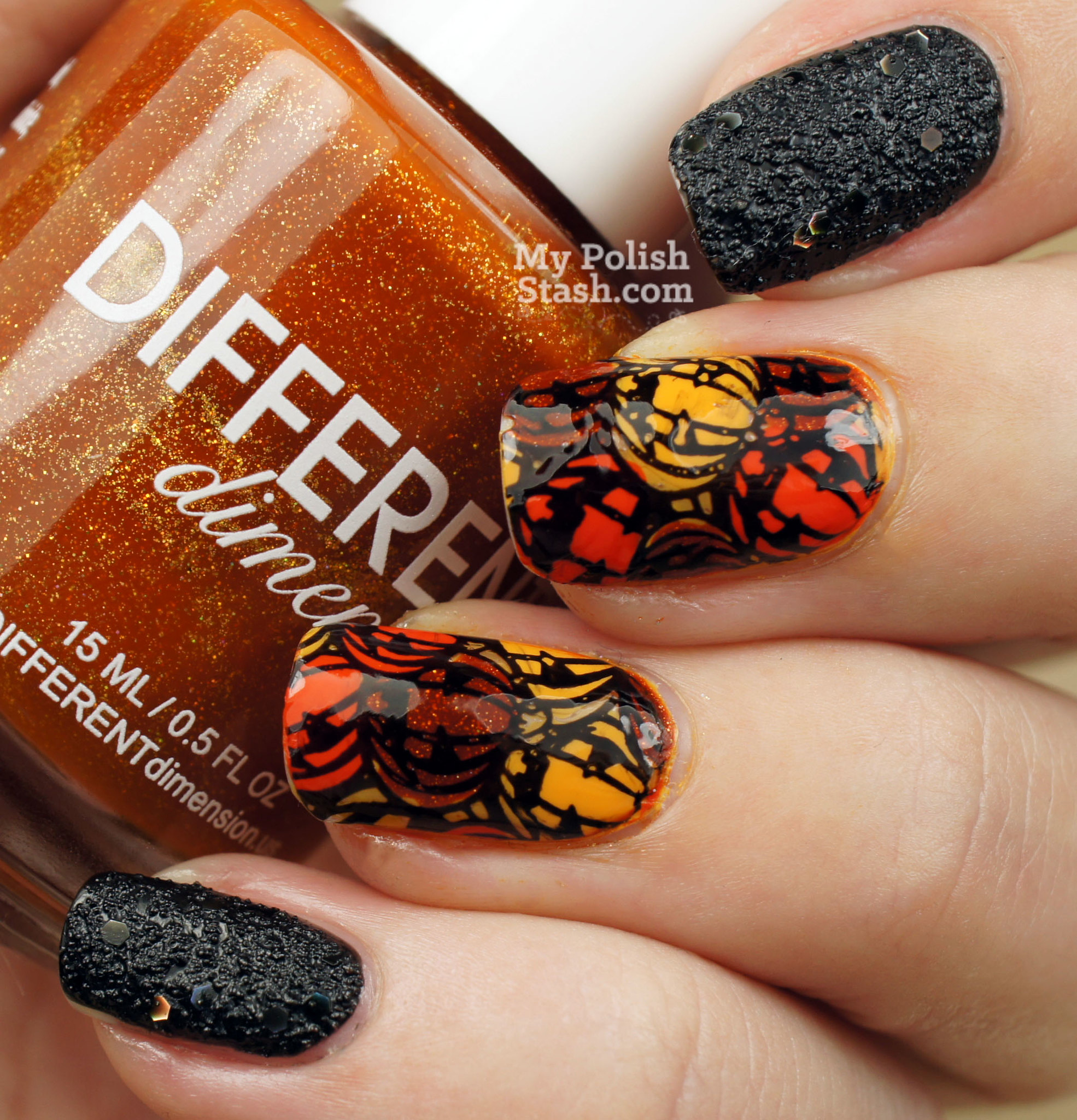 halloween-nails-pumpkins-3