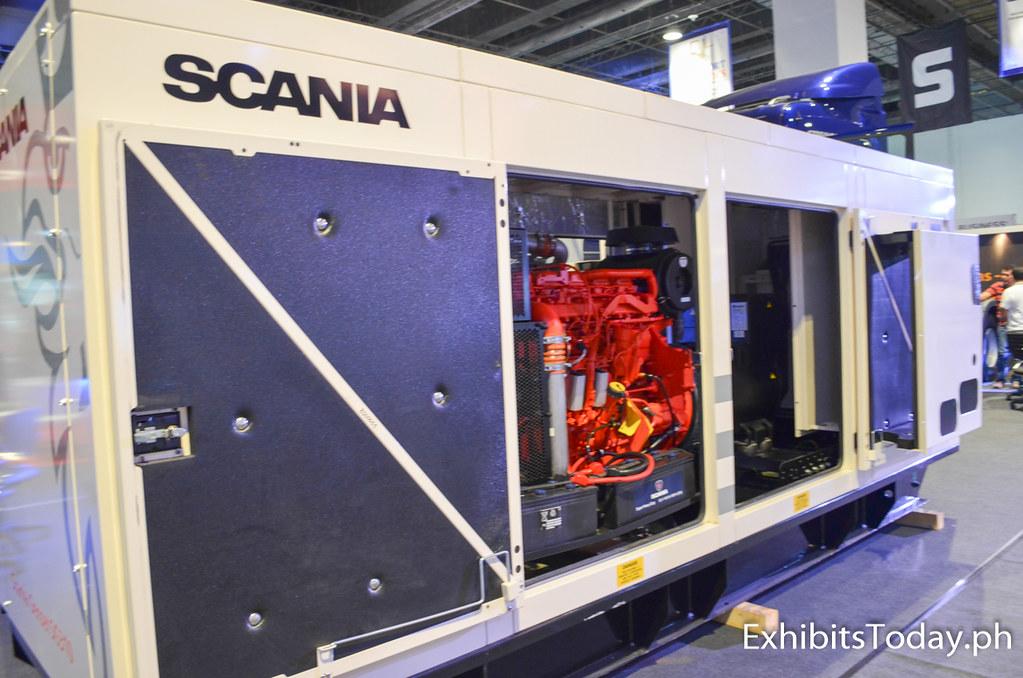 Scania Genset