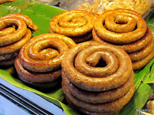 Lanna Sausages