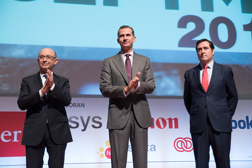Entrega II Premios CEPYME
