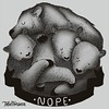 """Nope"" at my @society6 Store check it out: >>> https://goo.gl/z34hrY For more please visit my FB Page http://goo.gl/xdHT68 and my Tumblr http://goo.gl/tCTaJ8 Thanks! #tobefonseca #tobiasfonseca #bear #bearhug #hugbear #cubhug #hugcub #cub #animals #hairy"