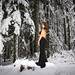 Lady of the Frosty Forest by TeeJay_S