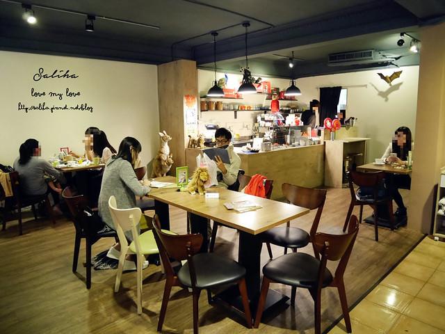 新店捷運大坪林站zoo咖啡下午茶餐廳 (4)