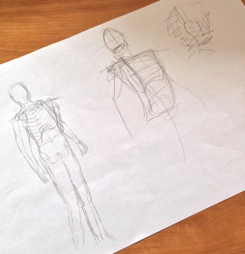 Draw & Sketch Class 4