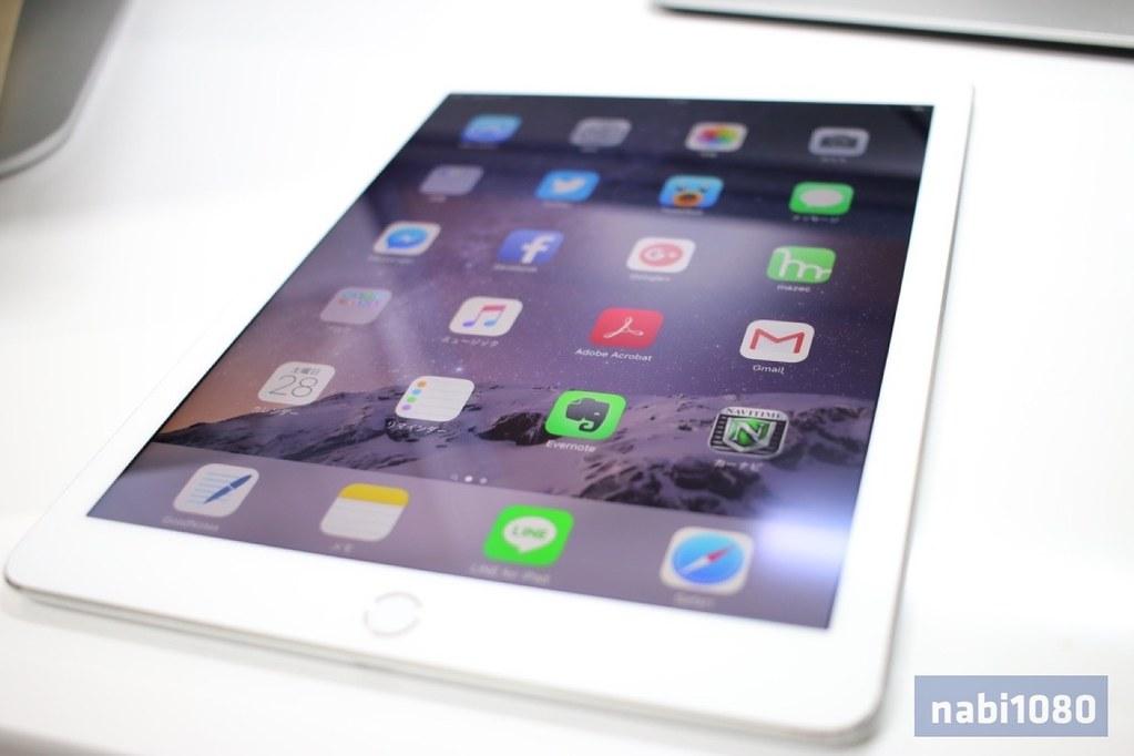 iPad Air 2手書き01