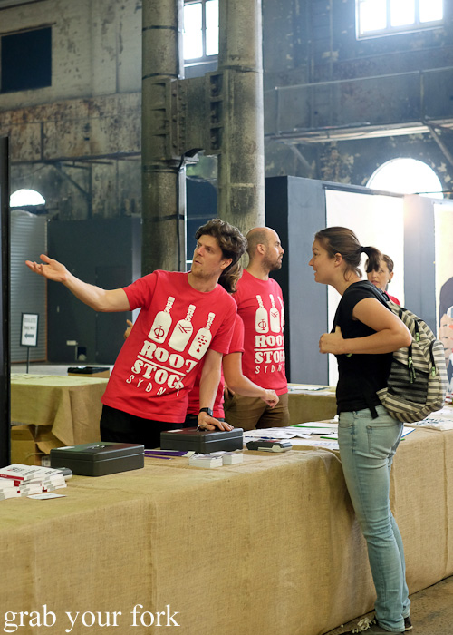 Volunteers at Rootstock Sydney 2015