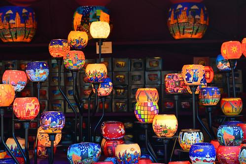 Festive Lamps / Hyde Park