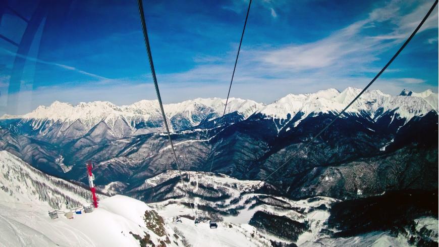 Краснодарским любителям горнолыжного отдыха лучше планировать посещение курортов Красной Поляны после новогодних каникул