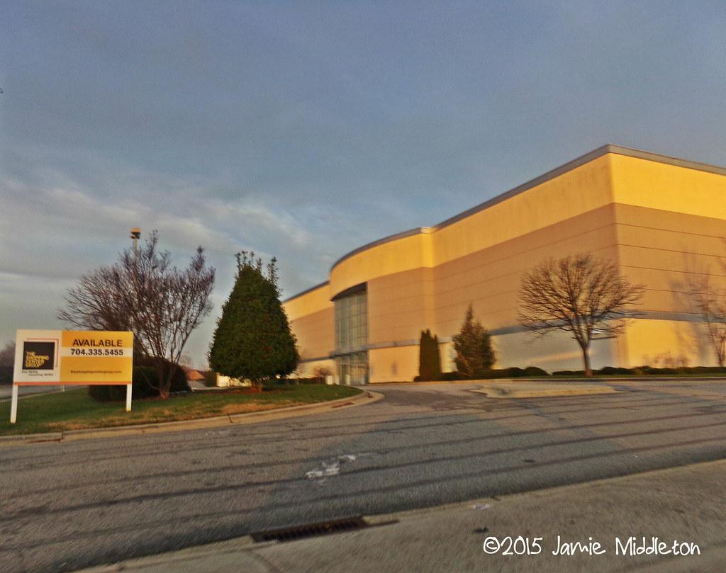 Former Macy's -- Greensboro, NC
