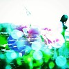 Ocean Flower  #Olympus #penep5 #ep5 #m43 #microfourthirds #modelshoot #mobileedit #dianaapp #multipleexposure #abstractart #California #sharkfincove