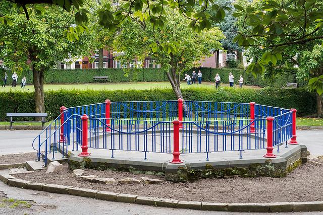 Bandstand - Haw Hill Park, Normanton (Explore - 09 October, 2016 - #399)