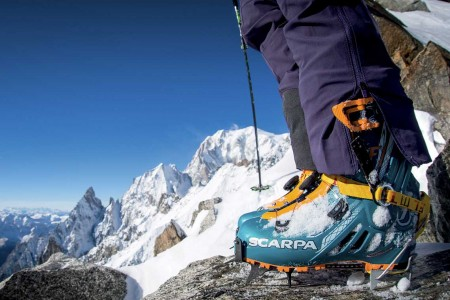 Skitouring - nový trend vturistice?