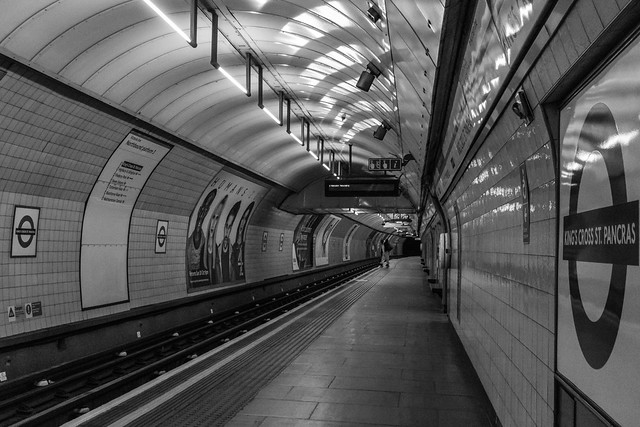 Victoria line - King's Cross St. Pancras