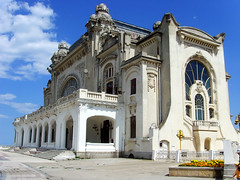 Constanta, Romania - Casino