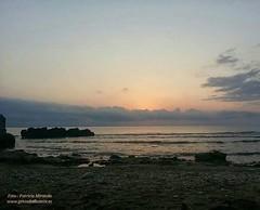 Un bonito amanecer junto al mar #GentedeAlicante para comenzar éste jueves con alegría :wink: gracias a ésta preciosa imagen de nuestra amiga Patricia Miranda desde las rotas #Dénia, con la que os deseamos un magnífico día.:blush: Buenos días Familia! :sp