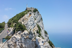 Cable Car Top Station, Rock of Gibraltar, Gibraltar