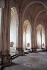 2016-10-24 10-30 Burgund 599 Abbaye de Pontigny