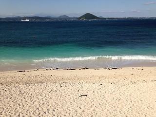 Bild av Seogwang-ri Rhodoliths beach in Wudo, Jeju.