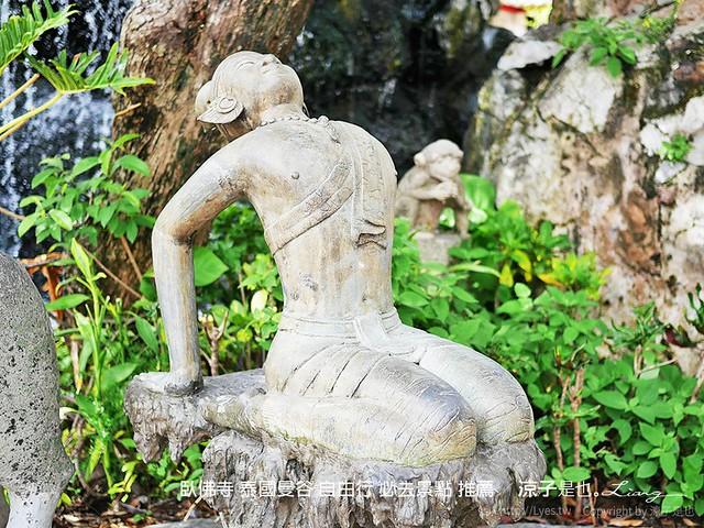 臥佛寺 泰國曼谷 自由行 必去景點 推薦 1