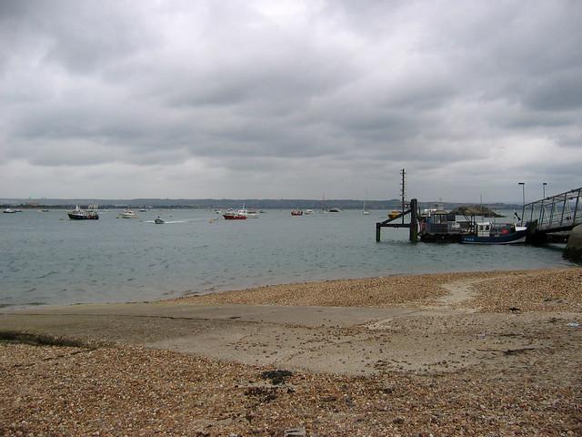 Haying Island to Eastney Ferry