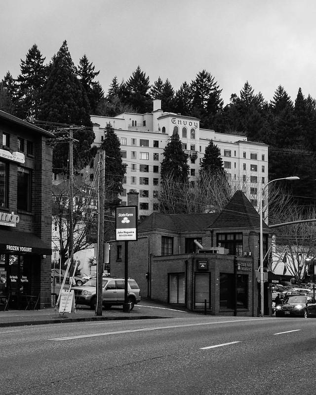 Portland Oregon February 2016