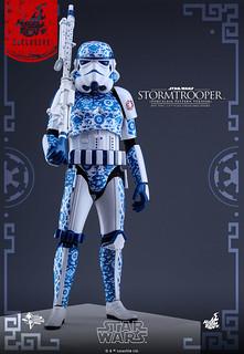 Hot Toys – MMS401 – 星際大戰【青花瓷帝國風暴兵】Stormtrooper Porcelain Pattern Ver. 1/6 比例人偶作品