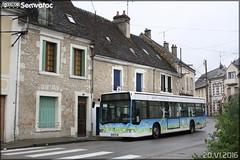 Mercedes-Benz Citaro - TEL (Transport d'Eure-et-Loir) (Transdev) / Nobus n°9001