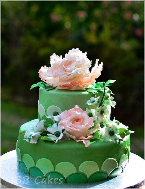 Cake by BB Cakes