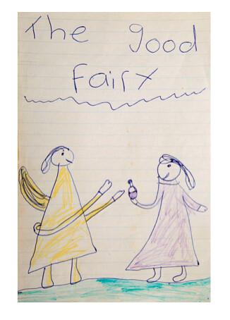 Ruth Eastham, The Good Fairy