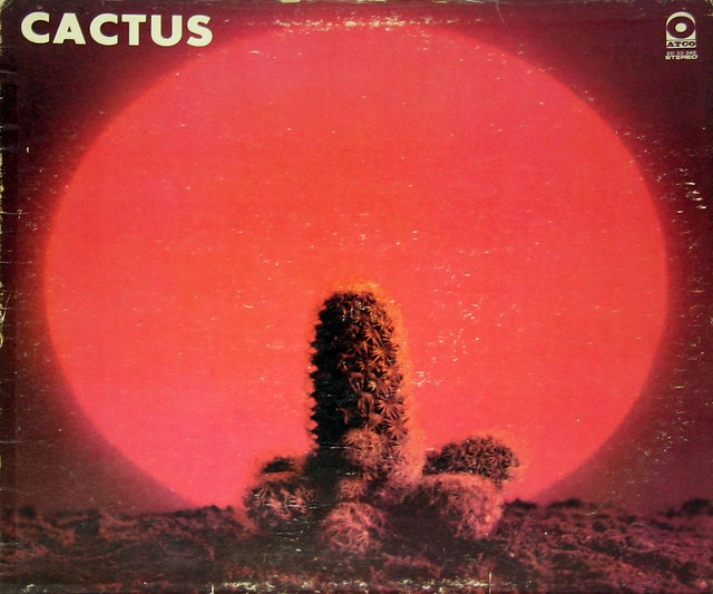 CACTUS S/T SELF-TITLED DEBUT LP