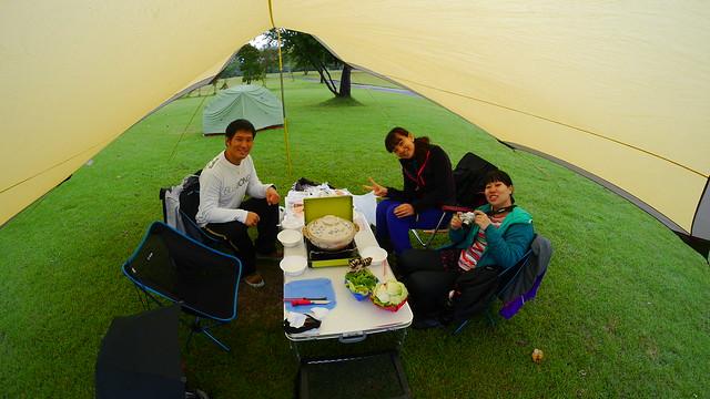 中蒜山キャンプ (2)