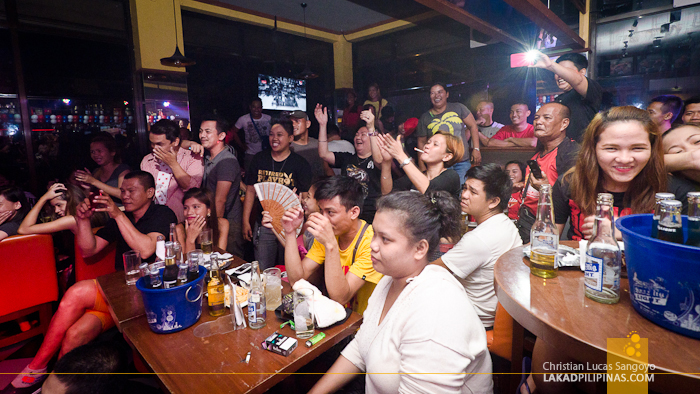 J.J. Sports Bar Paranaque