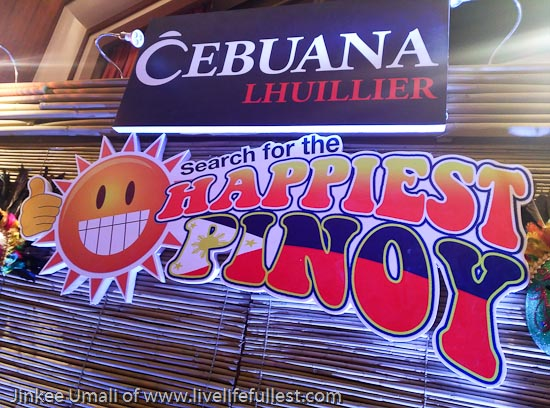 Happiest Pinoy by Cebuana Lhuillier