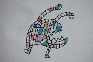 20 - Mondrian  - E