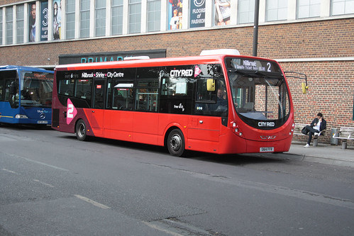 First Hampshire and Dorset 47610 SN14FFR