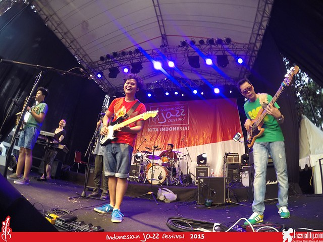 Indonesian Jazz Festival 2015 - OCD (1)