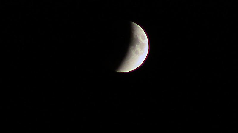 lunar eclipse - 01