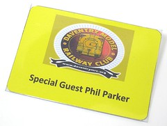 Special Guest Badge