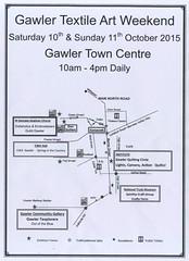 2015 Gawler Textile Art Weekend