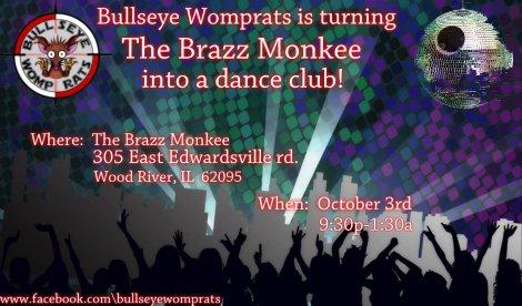 Bullseye Womprats 10-3-15