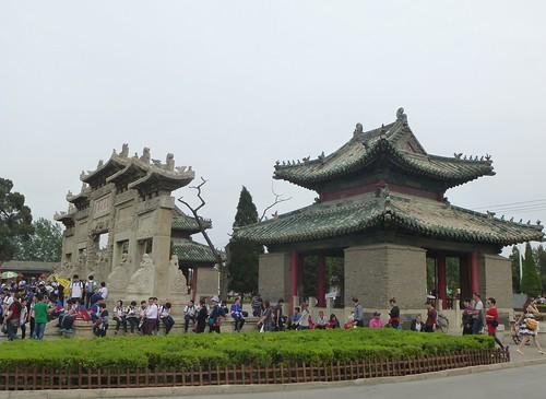 CH-Qufu-Confucius-Cimetière-Retour (5)