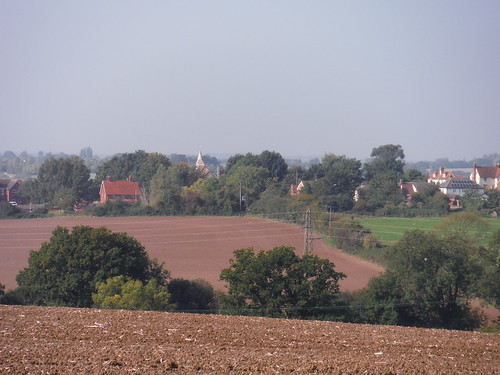 Woodham Ferrers with St. Mary the Virgin Church