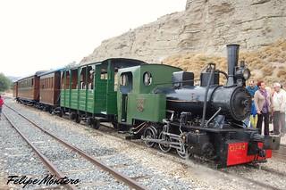 El Tren de Arganda... una mañana de lo mas divertida