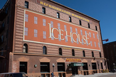 I IS FOR Icehouse, PAD#286