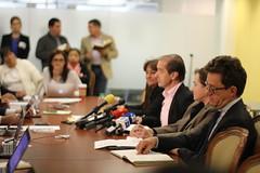 Conferencia de Prensa del GIEI
