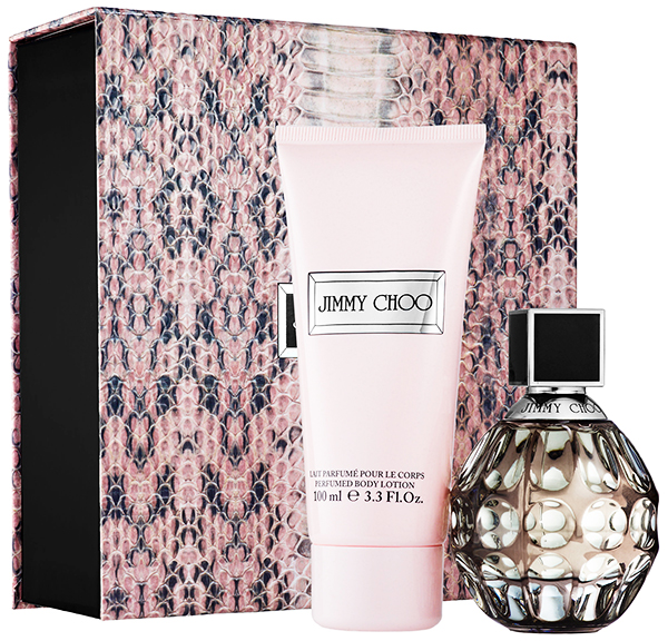 Jimmy Choo Fragrance Gift Set For Holiday 2015