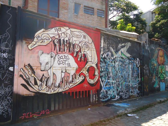 Grafiti Sao Paulo
